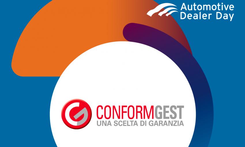 Per l'edizione 2021 ConformGest sarà Gold Sponsor di Automotive Dealer Day